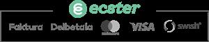 Ecster Pay logo